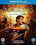 Immortals - Triple Play (Blu-ray + DVD + Digital Copy) [Region Free]