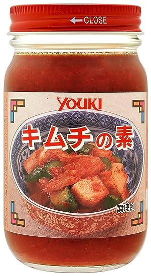 Yuki elementos de 250g kimchi
