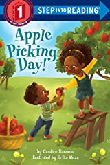 Apple Picking Day! (Step into Reading) Kindle Edition