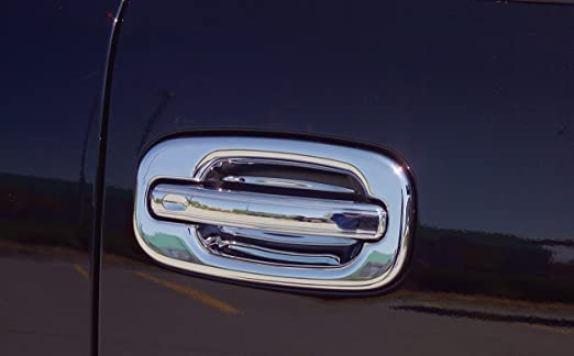 Putco 402018 Chrome Trim Tailgate and Rear Handle Cover