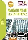 Management des entreprises BTS 1re année : Pochette élève