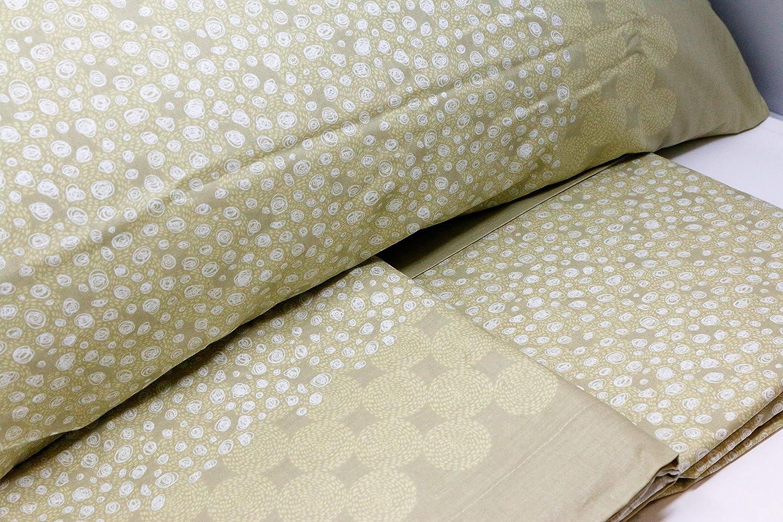 Caleffi Completo Di Lenzuola Matrimoniali In Puro Cotone Art Perle Azzurro 008 Set Di Lenzuola E Federe Lenzuola E Federe Bepco Ee
