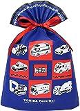 インディゴ タカラトミー トミカ ラッピング袋 ギフトバッグL ブルー TA089