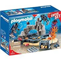 Deals on Playmobil Superset Tactical Dive Unit 70011
