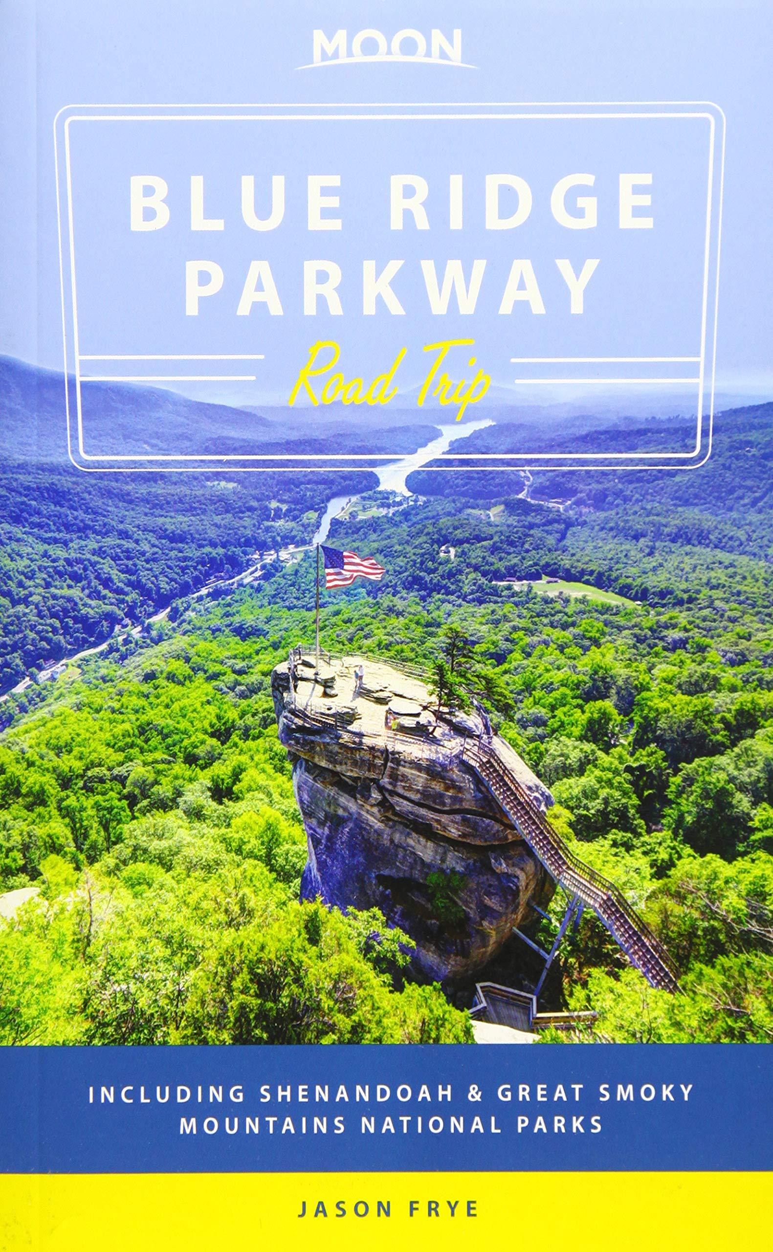 Amazon Fr Moon Blue Ridge Parkway Road Trip Including