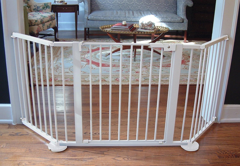 amazoncom cardinal gates versagate white indoor safety gates baby