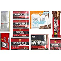 Optimum Nutrition Sample Box + $7.99 Amazon.com Credit