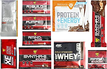 Optimum Nutrition Sample Box + $7.99 Amazon Credit