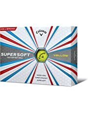 Callaway Supersoft Golf Balls (2017/2018 Version)
