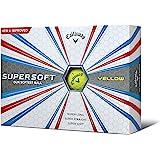 Callaway 2018 Supersoft Hex Aerodinamics® Leistung Herren Golfbälle