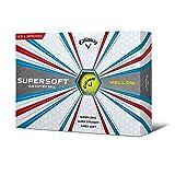 Callaway Supersoft Golf Balls, Prior Generation, (One Dozen)