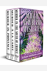 The Maggie Newberry Mysteries:  Books 1,2,3: French Countryside Village Romantic Mysteries with a WWII Twist (The Maggie Newberry Mystery Series Box Set Book 1) Kindle Edition
