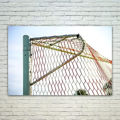 Amazon.com: Westlake Art - Poster Print Wall Art - Wire Fencing ...