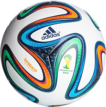 World Cup 2014 Football - the 'Brazuca'