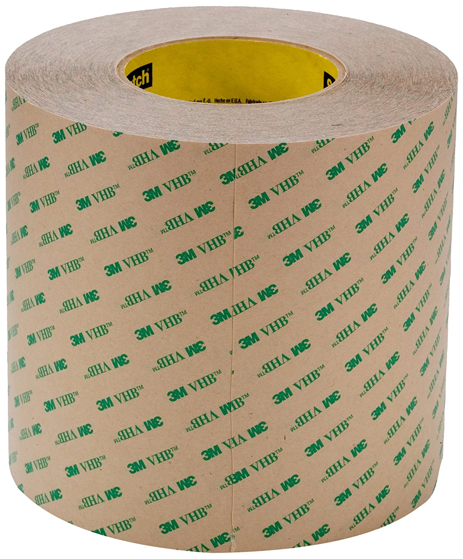 10 mil 3M 42939 3 x 60 yd 10 mil 3 x 60 yd Adhesive Transfer Tape F9473PC