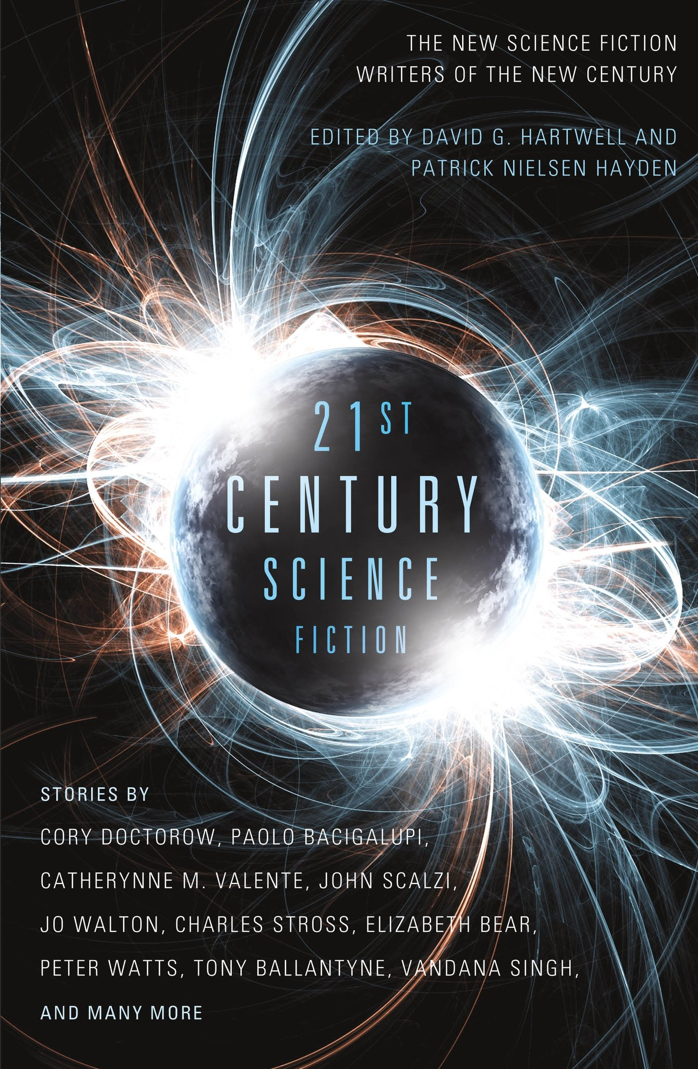 Twenty-First Century Science Fiction: An Anthology: Amazon.es: Hartwell, David G., Hartwell, David G., Hayden, Patrick Nielsen: Libros en idiomas extranjeros