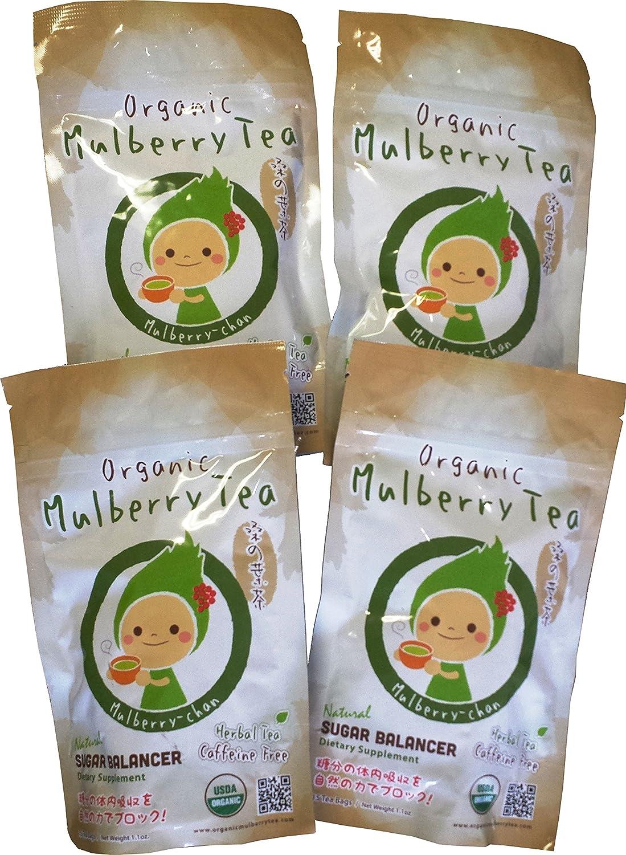 USDA Organic Mulberry Tea For Diabetes