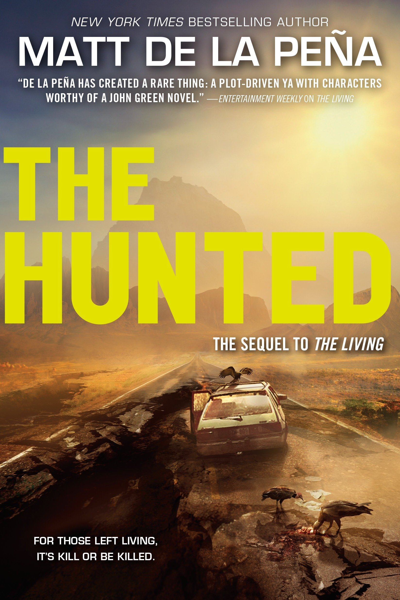 Read Online The Hunted (The Living Series) ebook