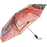 Parapluie Desigual Lluka Rojisimo Rouge 67o56p4