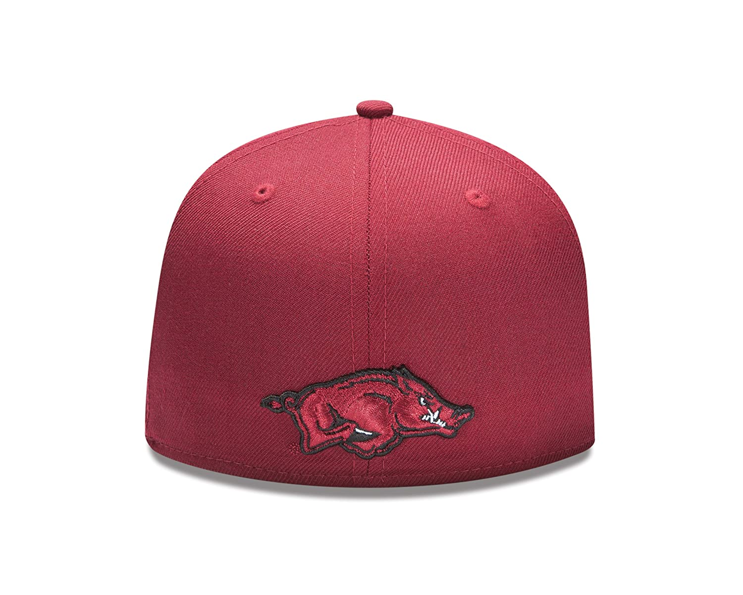 premium selection 57737 230a9 Amazon.com   New Era NCAA College Basic 59FIFTY Fitted Cap   Sports    Outdoors