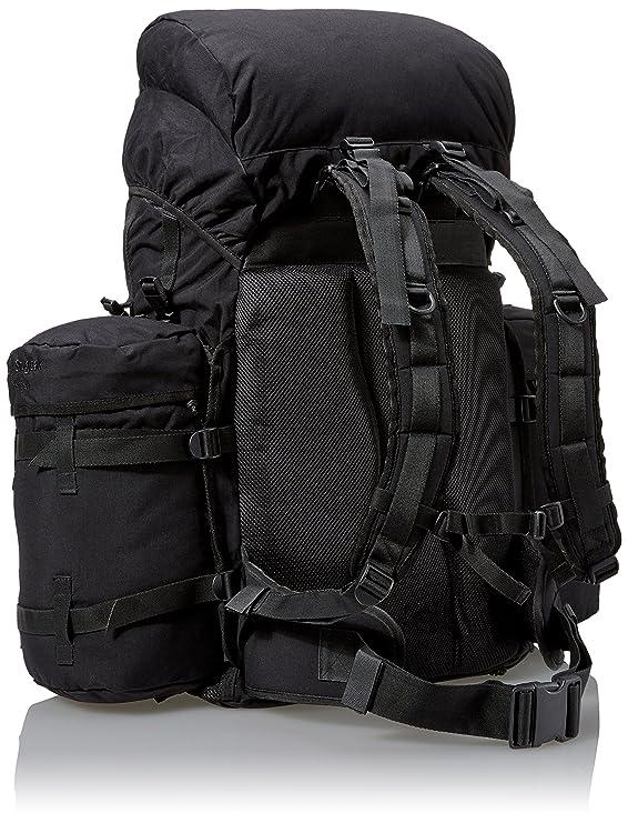 SnugPak Bergen Mochila, Color Negro, tamaño Talla única: Amazon.es: Deportes y aire libre