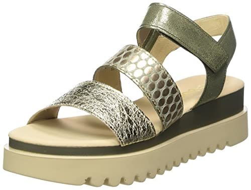 Gabor Shoes Gabor Jollys, Mules para Mujer, Multicolor (Silber), 40.5 EU