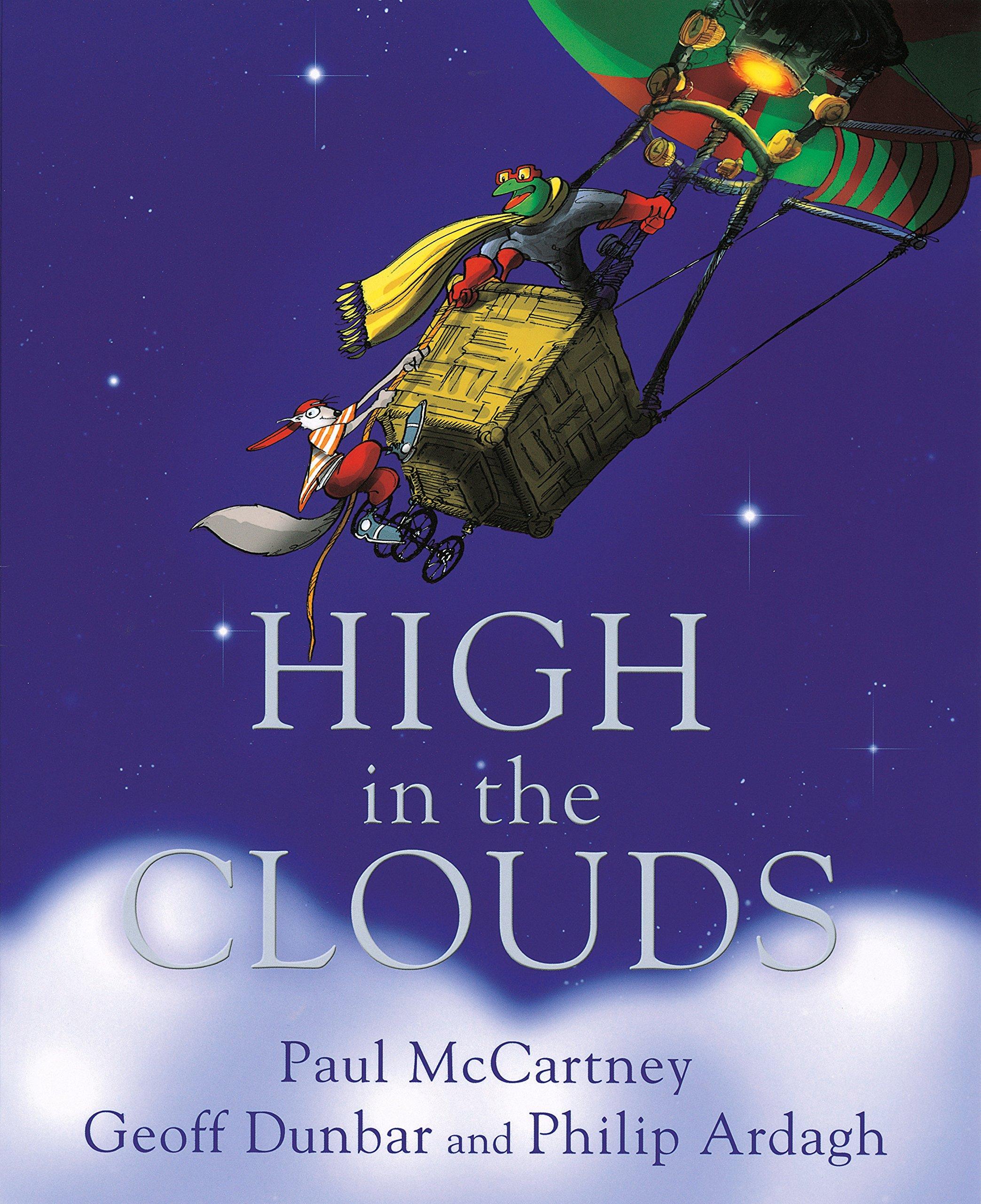 Resultado de imagen para High in the clouds