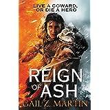 Reign of Ash (The Ascendant Kingdoms Saga Book 2)