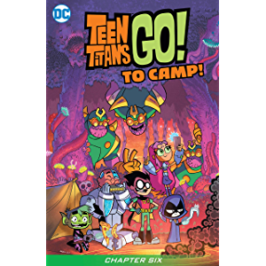 Teen Titans Go! To Camp (2020) #6