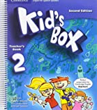 Kid's Box for Spanish Speakers Level 2 Teacher's Book Second Edition - 9788483239513