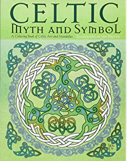 Celtic Myth Symbol A Coloring Book Of Art And Mandalas