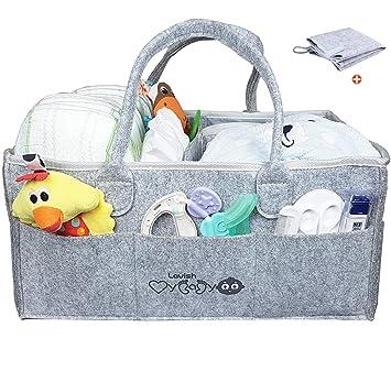 Amazon.com: Lavish My Baby - Organizador para pañales de ...
