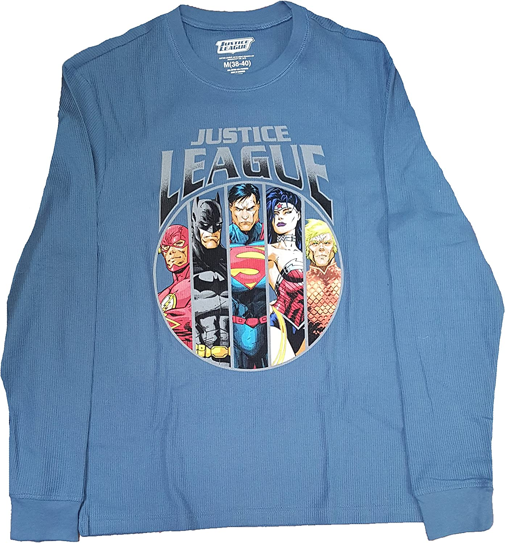 NEW Batman movie Longsleeve Pullover T-Shirt DC Comics Top Shirt Mens Size Large