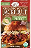 Edward & Sons Organic Young Jackfruit, 7 Ounce (Pack of 6)