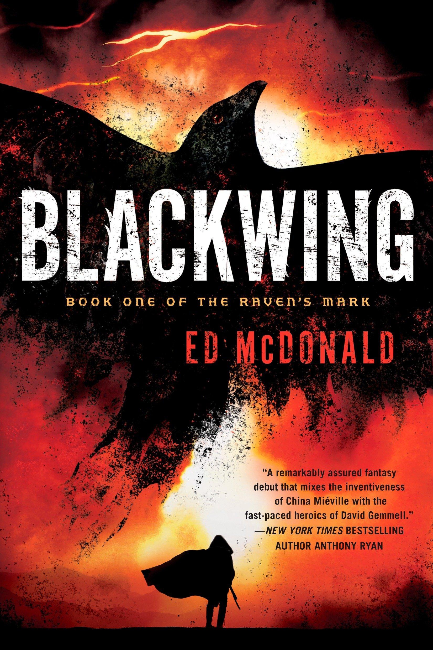 Blackwing (Ravens Mark): Amazon.es: McDonald, Ed: Libros en idiomas extranjeros