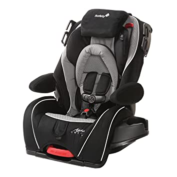 Safety 1st Alpha Omega Elite Convertible Car Seat Quartz