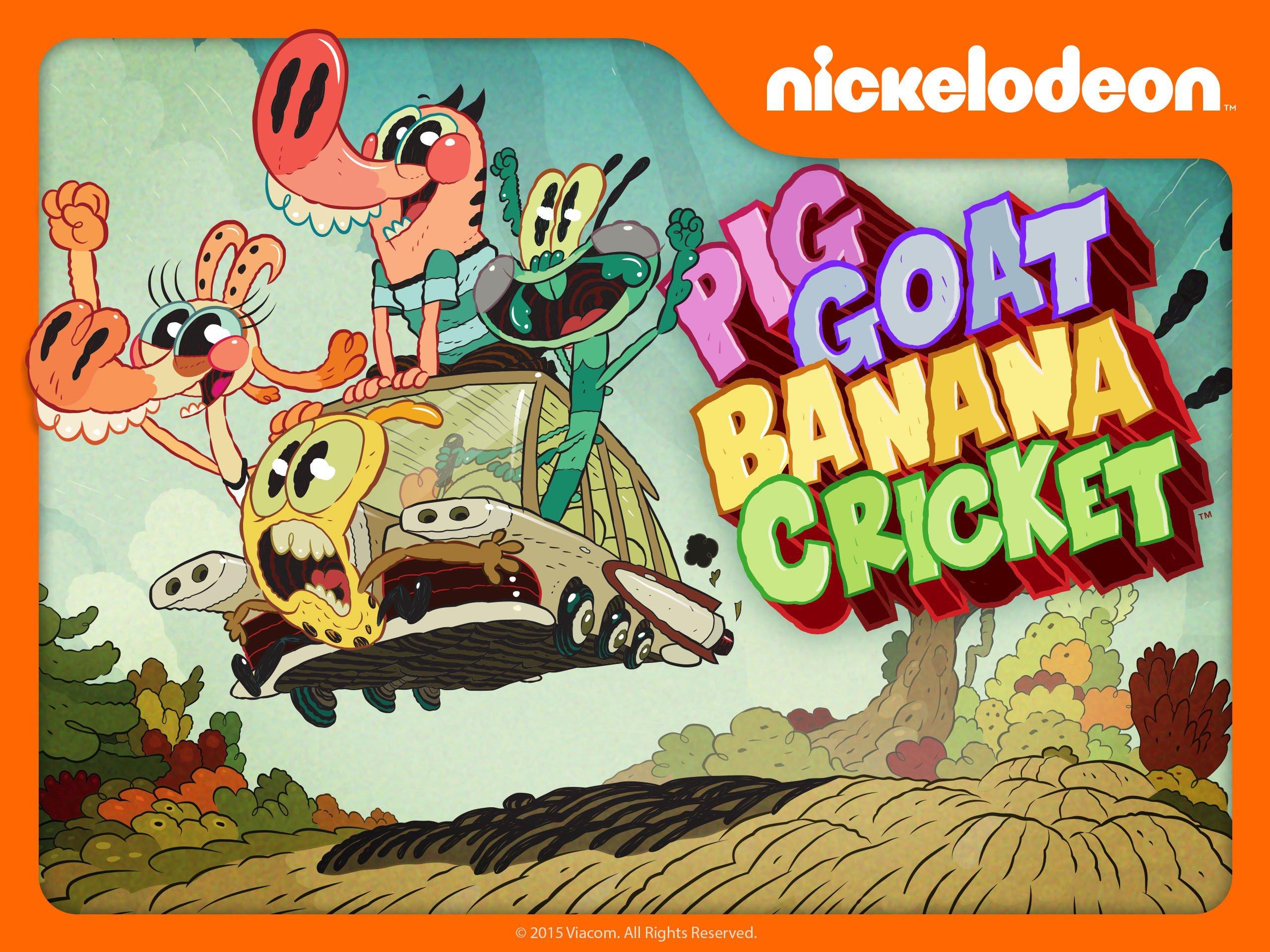 Amazon Com Pig Goat Banana Cricket Season 1 Amazon Digital