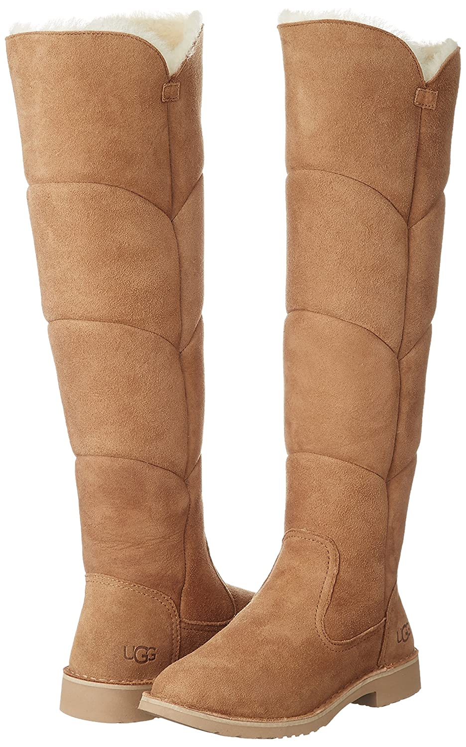 : UGG Women's Sibley Boot,Chestnut,US 10.5 M: Shoes