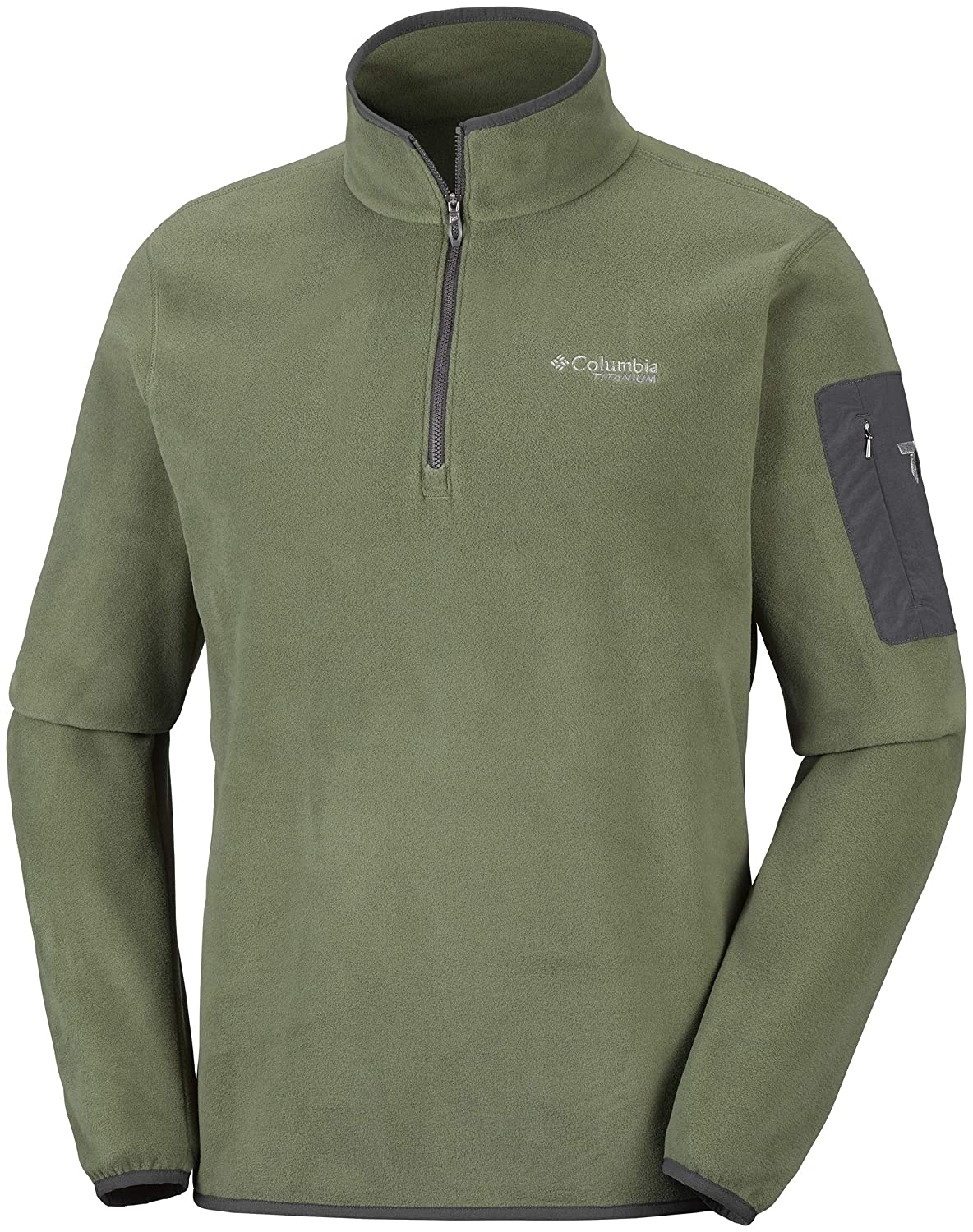 Columbia Herren Titan Pass 1.0 Half Zip Fleece