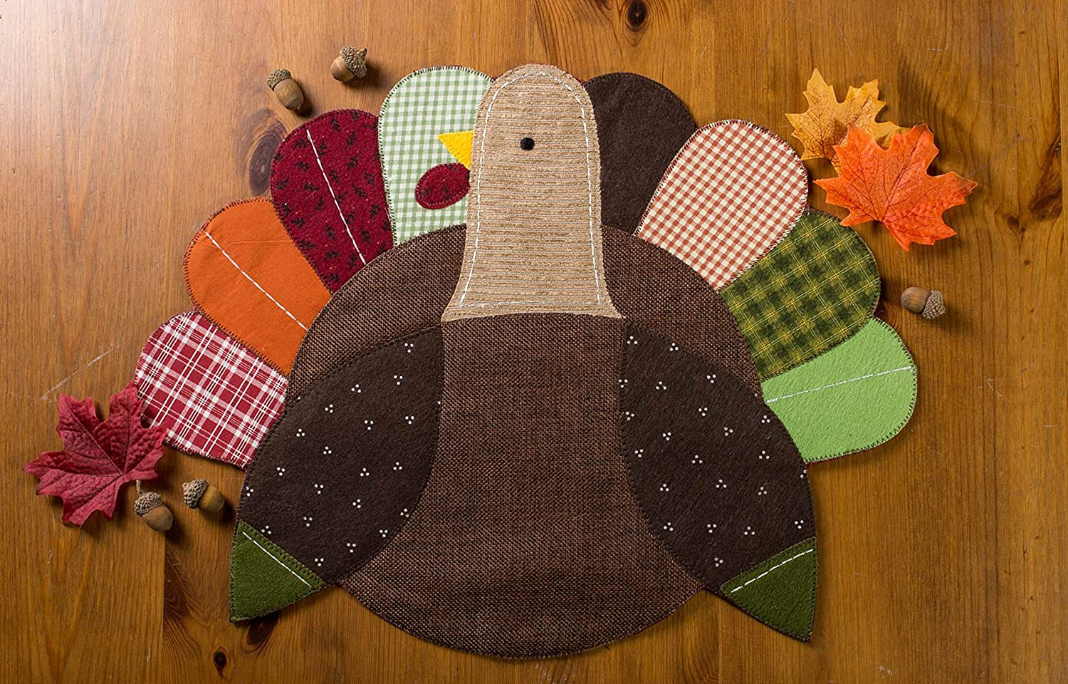 17 Quick and Easy Thanksgiving Sewing Project You Can Do This Fall