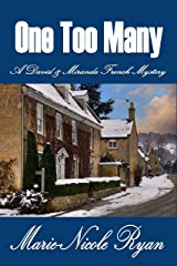 One Too Many (A David and Miranda French Mystery Book 1) Kindle Edition
