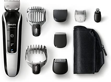Philips MultiGroom QG3371/16 - Set de arreglo personal, resistente ...