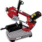 Femi 782 XL 1330 Segatrice a Nastro, Serie Professionale, Rosso