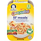 Amazon Price History for:Gerber Graduates Lil Meals, Rice, Sweet Potato, Carrot and Chicken, 6 Ounce, 6 Count