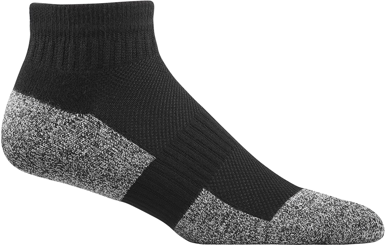Dr. Comfort Diabetic Ankle Socks, Black, Medium (1 Pair)