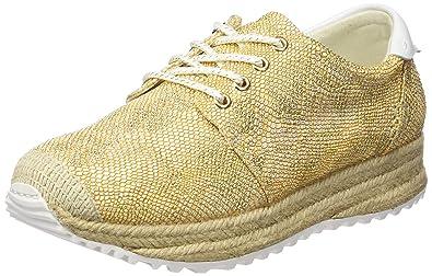 Sixtyseven 77953 - Zapatillas para Mujer, Multicolor (Nates Multicolor/Cuero), Talla 37