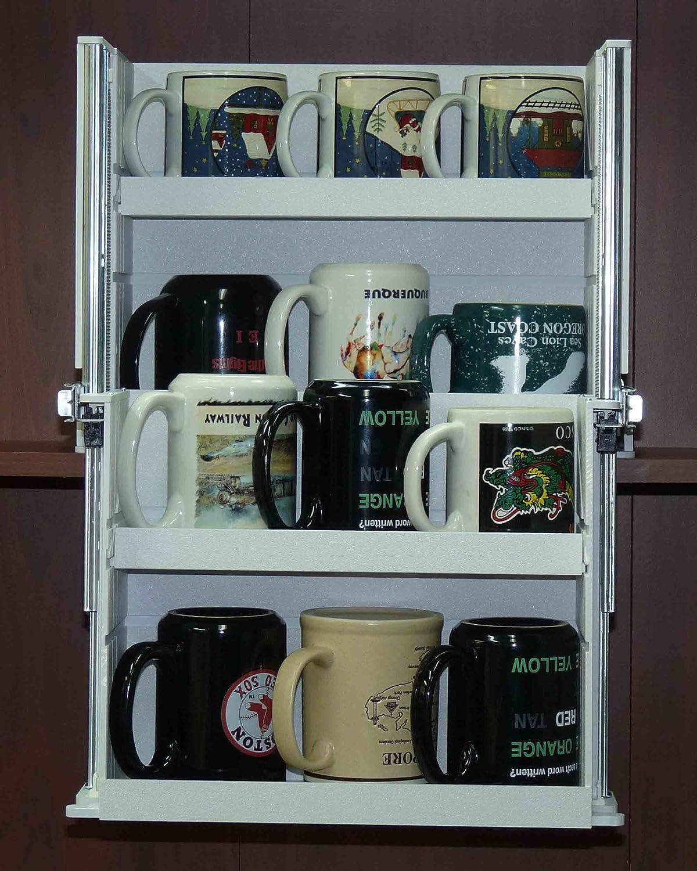 Amazon.com - Mug Organizer - Cabinet Organizers