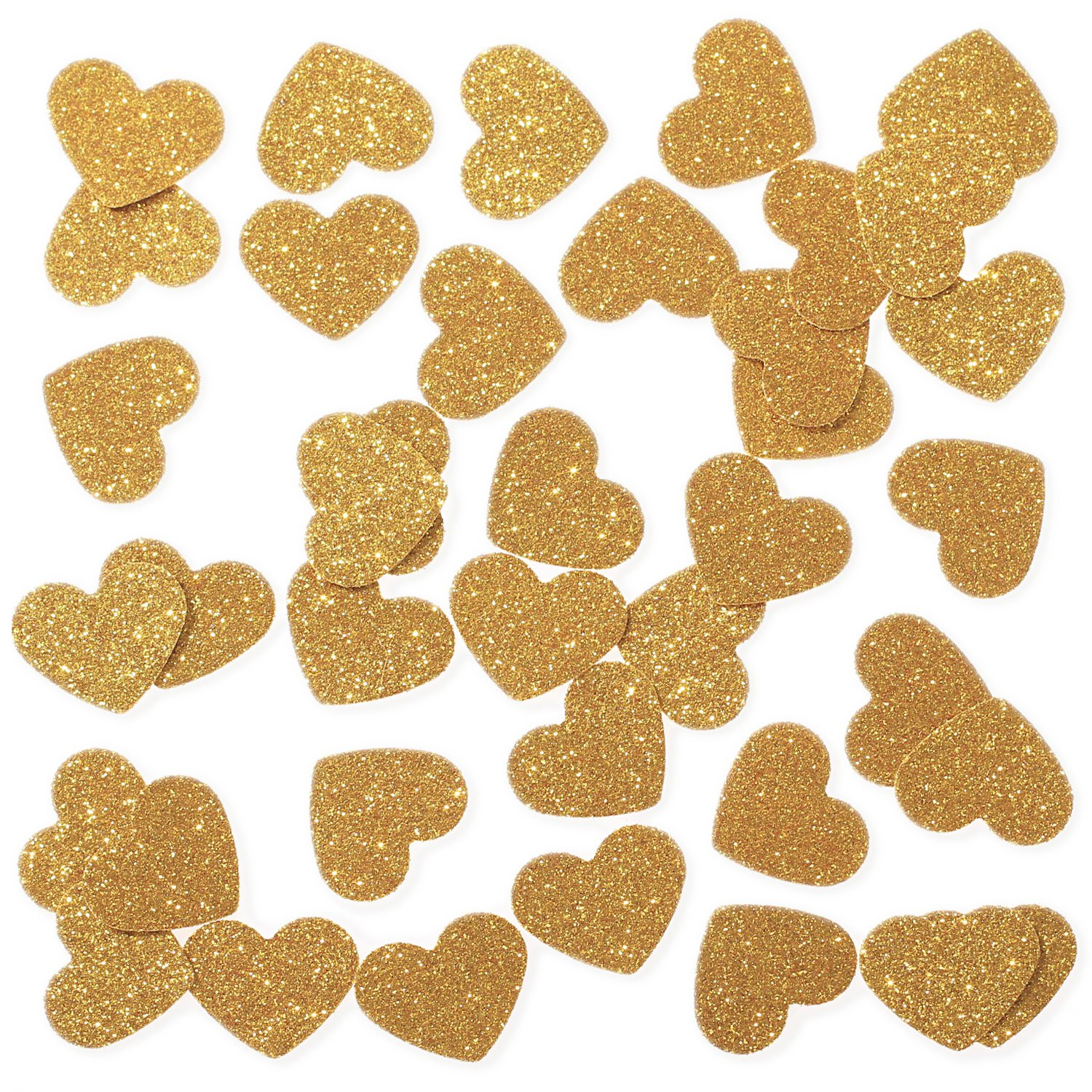Heart glitter wedding decor amazon lings moment confetti hearts christmas decorations for wedding table confetti festival items party props junglespirit Images