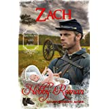Zach: A Sweet and Inspirational Western Historical Romance (Bachelors and Babies Book 11)