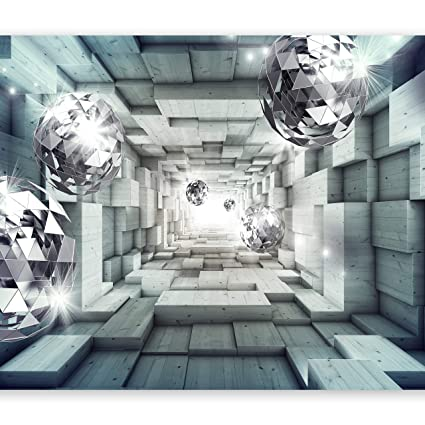 Wall Mural Photo Wallpaper Fleece 3D Abstract Art Sky New bedroom white decor